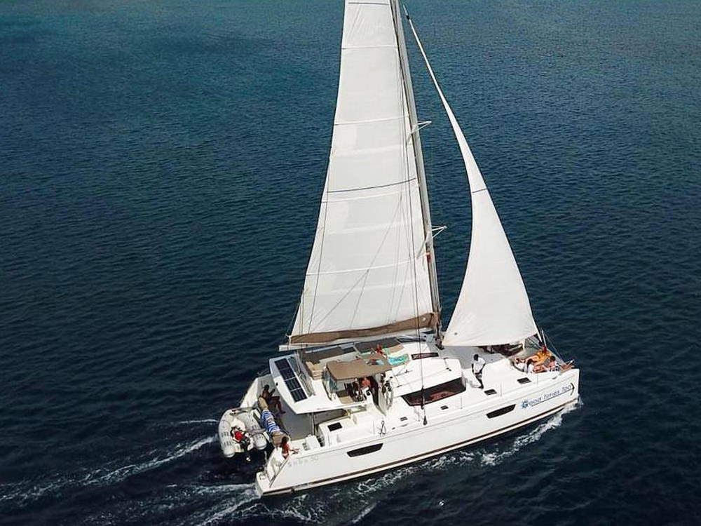 52ft Luxury Catamaran