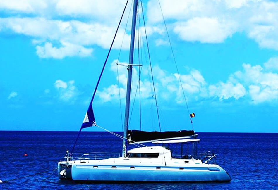 42 ft Luxury Catamaran